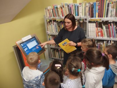 BDM: Biblioteka ciekawe miejsce dla człowieka