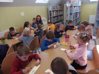 BDM: ABC młodego czytelnika – Szanujemy książki – wykonujemy szykowne zakładki