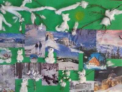 F6: Zamrażamy nudę – Zimowe kolaże