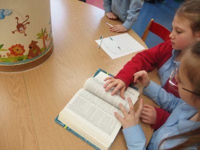 BDM: ABC młodego czytelnika. Słownik prawdę ci powie – małe co nieco o kulturze języka.