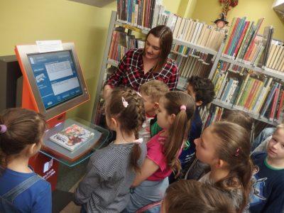 ABC młodego czytelnika: Biblioteka-ciekawe miejsce dlaczłowieka