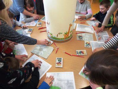 BDM: Zajęcia edukacyjne pt. Na przedwiosennym szlaku
