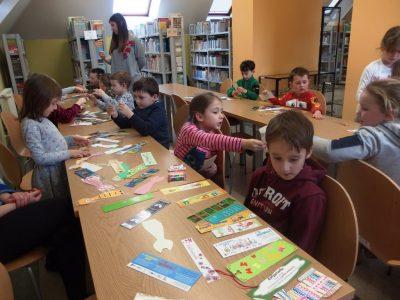 BDM: Szanujemy książki – wykonujemy szykowne zakładki