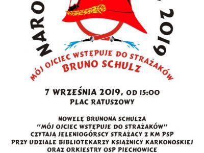Narodowe Czytanie. Bruno Schulz.