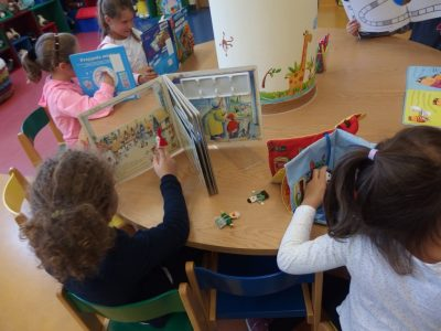 BDM: Dzień dobry biblioteko! – poznajemy naszą bibliotekę