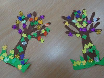F3: Kiedy z drzew spadają złote liście, idzie jesień oczywiście