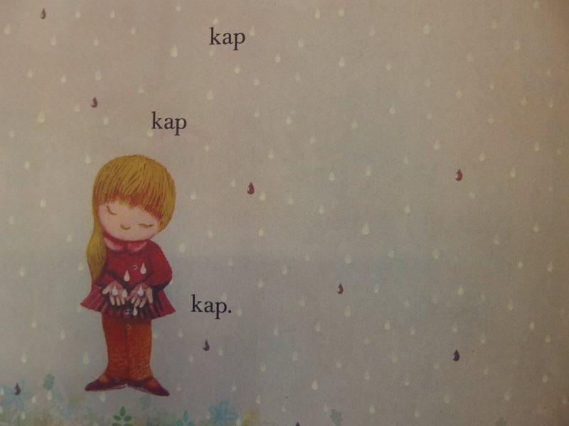 BDM: Czytankowo – Dziewczynka i deszcz