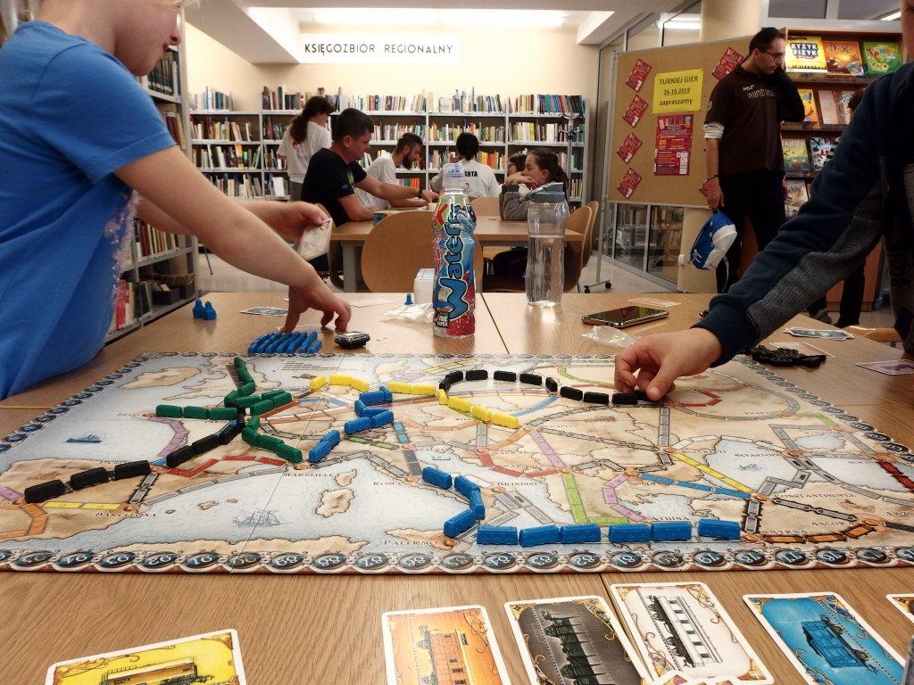 BDM: ZGRANI DOLNOŚLĄZACY – turniej gier planszowych nie tylko dla rodzin