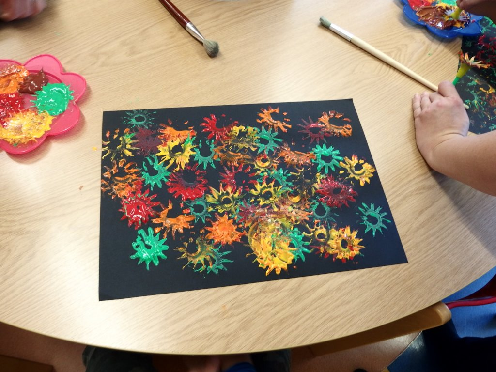BDM: Zajęcia edukacyjne – Kolory jesieni