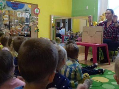 BDM: Zajęcia edukacyjne w Miejskim Przedszkolu nr 2