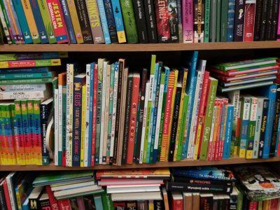 Zapraszamy po gorące nowości wydawnicze do naszej biblioteki!