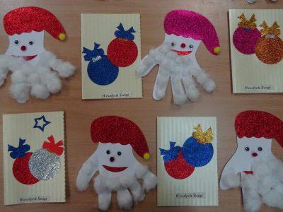 F3 – Bożonarodzeniowa kartka