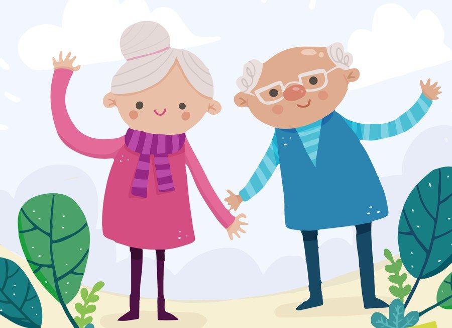 O Babciach i Dziadkach