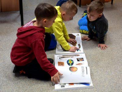 F4: Z Panem Brummem Pszczółki uczą się zdobywać cele