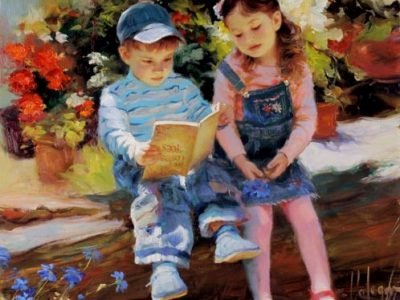 2 kwietnia. Dziś Międzynarodowy Dzień Książki Dla Dzieci.