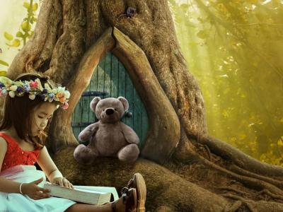 Zasypianki – bajki dla dzieci na dobranoc
