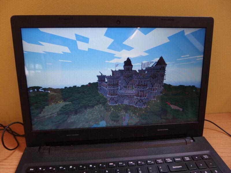 Wakacje z minecraftem w bibliotece. Spotkanie 3: Historia